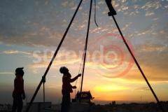 69Proyek PJU Solarcell DSO Djarum - Manyar GresikWhatsApp Image 2018-06-29 at 19.35.01